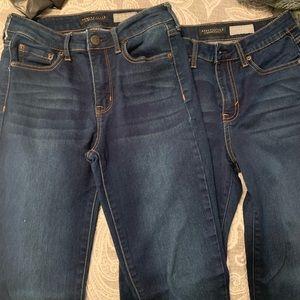 Aeropostale Skinny Jeans Bundle